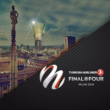 BIGLIETTI EUROLEAGUE FINAL FOUR