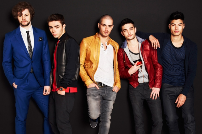 BIGLIETTI THE WANTED