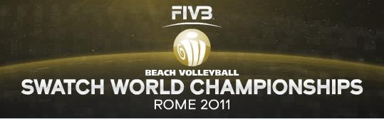 BIGLIETTI FIVB BEACH VOLLEYBALL SWATCH
