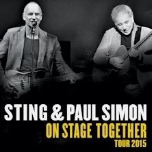 BIGLIETTI PAUL SIMON AND STING