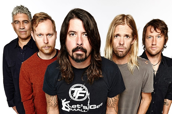 FOO FIGHTERS A NOVEMBRE DUE CONCERTI IN ITALIA