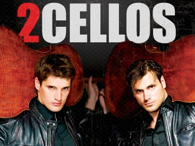 2 CELLOS, ECCO LE DATE DELL'ITALIAN TOUR 2015