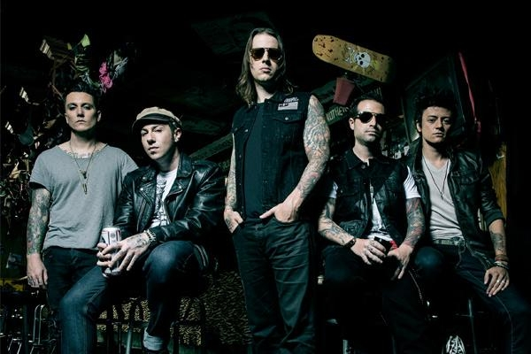 AVENGED SEVENFOLD AL ROCK IN ROMA!