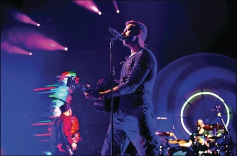 CLASSIFICA EVENTI, CONCERTO DEI COLDPLAY ANCORA IN TESTA