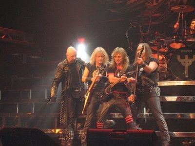 JUDAS PRIEST IN CONCERTO AL GODS OF METAL