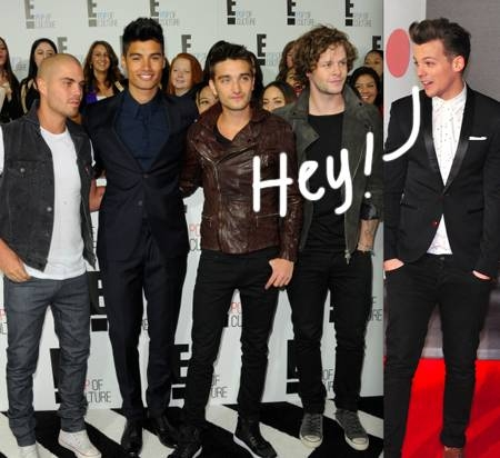 ONE DIRECTION, LOUIS TOMLINSON E' GAY: PARLA LA BAND RIVALE.