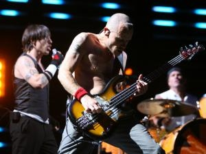 CLASSIFICA EVENTI: ANCORA RED HOT CHILI PEPPERS