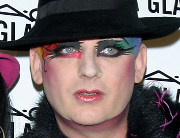 AD AGOSTO BOY GEORGE IN ITALIA
