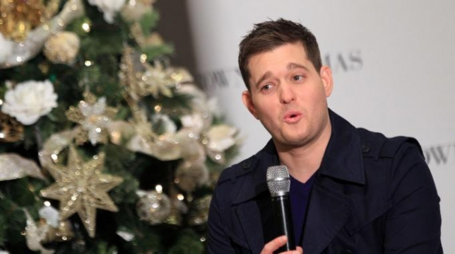 MICHAEL BUBLE' DUETTA CON FIORELLO