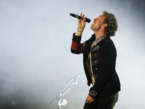CLASSIFICA ALBUM: ANCORA I COLDPLAY AL PRIMO POSTO