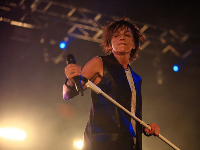 GIANNA NANNINI IN PRIMAVERA TORNA IN TOUR