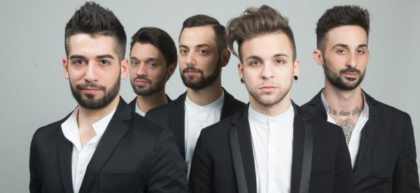 DEAR JACK ALL'ARENA DI VERONA CON THE KOLORS E E KEKKO DEI MODA'