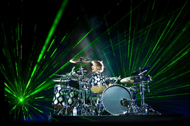 I MEMBRI DEI MUSE: DOMINIC HOWARD.
