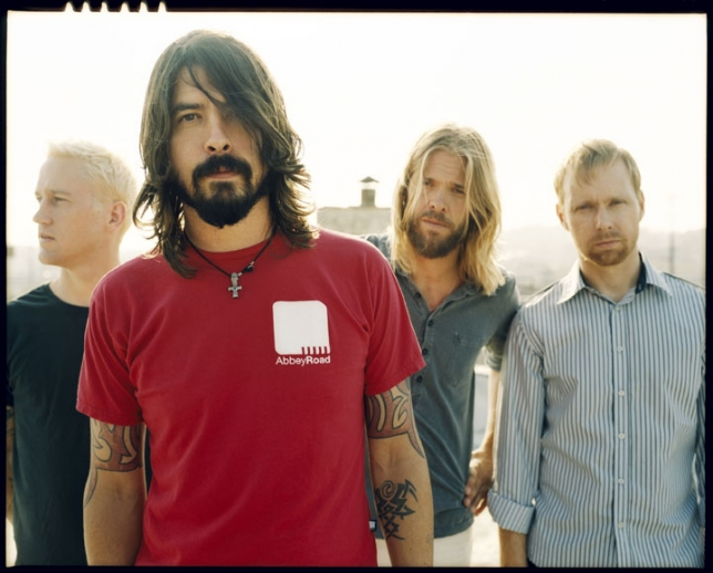 I FOO FIGHTERS PRONTI PER IL NUOVO ALBUM.