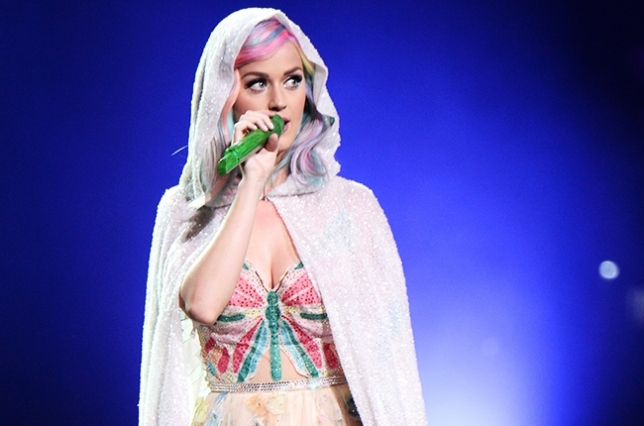 KATY PERRY, A MILANO UNICO CONCERTO DEL PRISMATIC WORLD TOUR