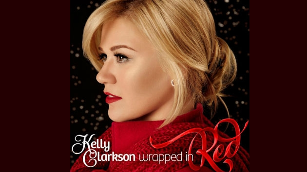 WRAPPED IN RED, ALBUM NATALIZIO PER KELLY CLARKSON
