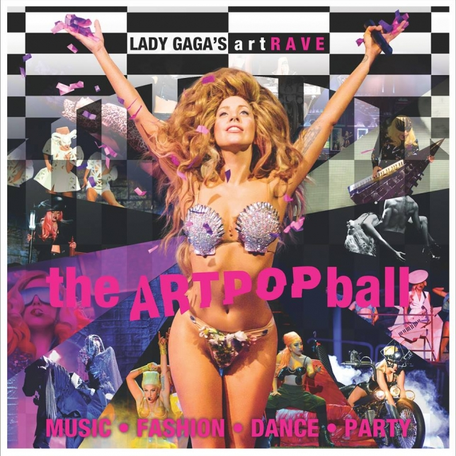 LADY GAGA, SOLD OUT L'UNICA TAPPA ITALIANA DELL' ARTPOP BALL TOUR A MILANO IL PROSSIMO 04 NOVEMBRE.
