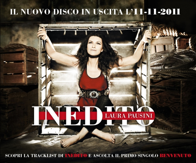 CLASSIFICA DOWNLOAD, LAURA PAUSINI AL PRIMO POSTO