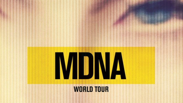 E' USCITO IL DVD LIVE DELL' MDNA WORLD TOUR DI MADONNA.