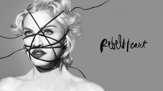 MADONNA, THE REBEL HEART TOUR IL 21 NOVEMBRE A TORINO