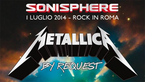 """METALLICA BY REQUEST"" LIVE IN ROMA, ECCO LA SCALETTA VOTATA DAI FAN IN RETE"