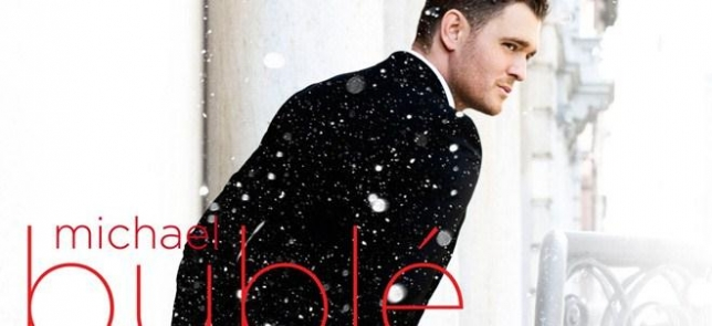 IL NATALE DI MICHAEL BUBLE' TORNA IN VETTA