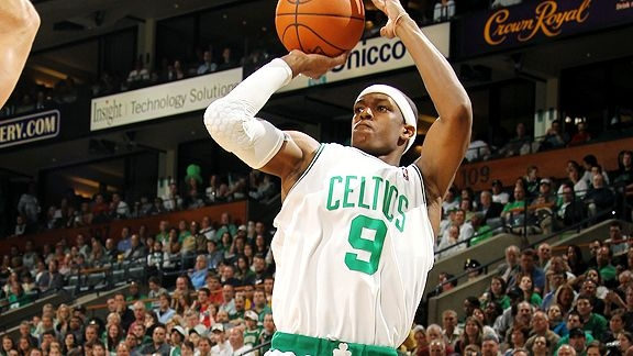 VERSO L'NBA EUROPE LIVE - LE STELLE DEI BOSTON CELTICS: RAJON RONDO!
