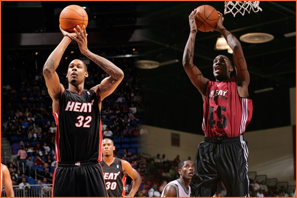 BASKET NBA, MIAMI HEAT ACQUISTA L'ALA VARNADO (EX VIRTUS ROMA) E IL CENTRO GLADNESS.