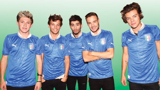 CONCERTI ONE DIRECTION: AGGIUNTA UNA SECONDA DATA. SOLD-OUT LA PRIMA.
