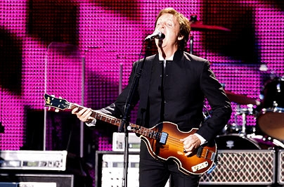 PAUL McCARTNEY: POTREI INCIDERE QUALCOSA CON RINGO