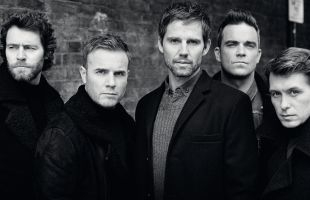 I TAKE THAT IN CONCERTO IN ITALIA