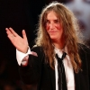 "LA SACERDOTESSA PATTI SMITH DAL VIVO IN ITALIA AL GRIDO DI ""BECAUSE THE NIGHT"""