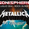 I METALLICA AL ROCK IN ROMA! VOCI ANCHE SU IRON MAIDEN E QUEENS OF THE STONE AGE.