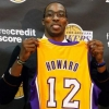 BASKET, NBA: PRIMO ALLENAMENTO PER DWIGHT HOWARD CON I L.A LAKERS. PREOCCUPAZIONE PER IL ROOKIE DEI ROCKETS