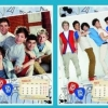 ONE DIRECTION, RECORD DI VENDITE PER IL CALENDARIO 2013.