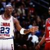 NBA, MICHAEL JORDAN:  AL PRIMO POSTO KOBE BRYANT, SECONDO LEBRON JAMES.