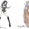 Lady Gaga: accordo con Giorgio Armani per 'The Born This Way Ball World Tour'
