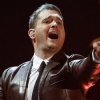 MICHAEL BUBLE' CANTA NELLA METROPOLITANA DI NEW YORK.