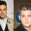 ROBBIE WILLIAMS IN DUETTO CON MICHAEL BUBLE'